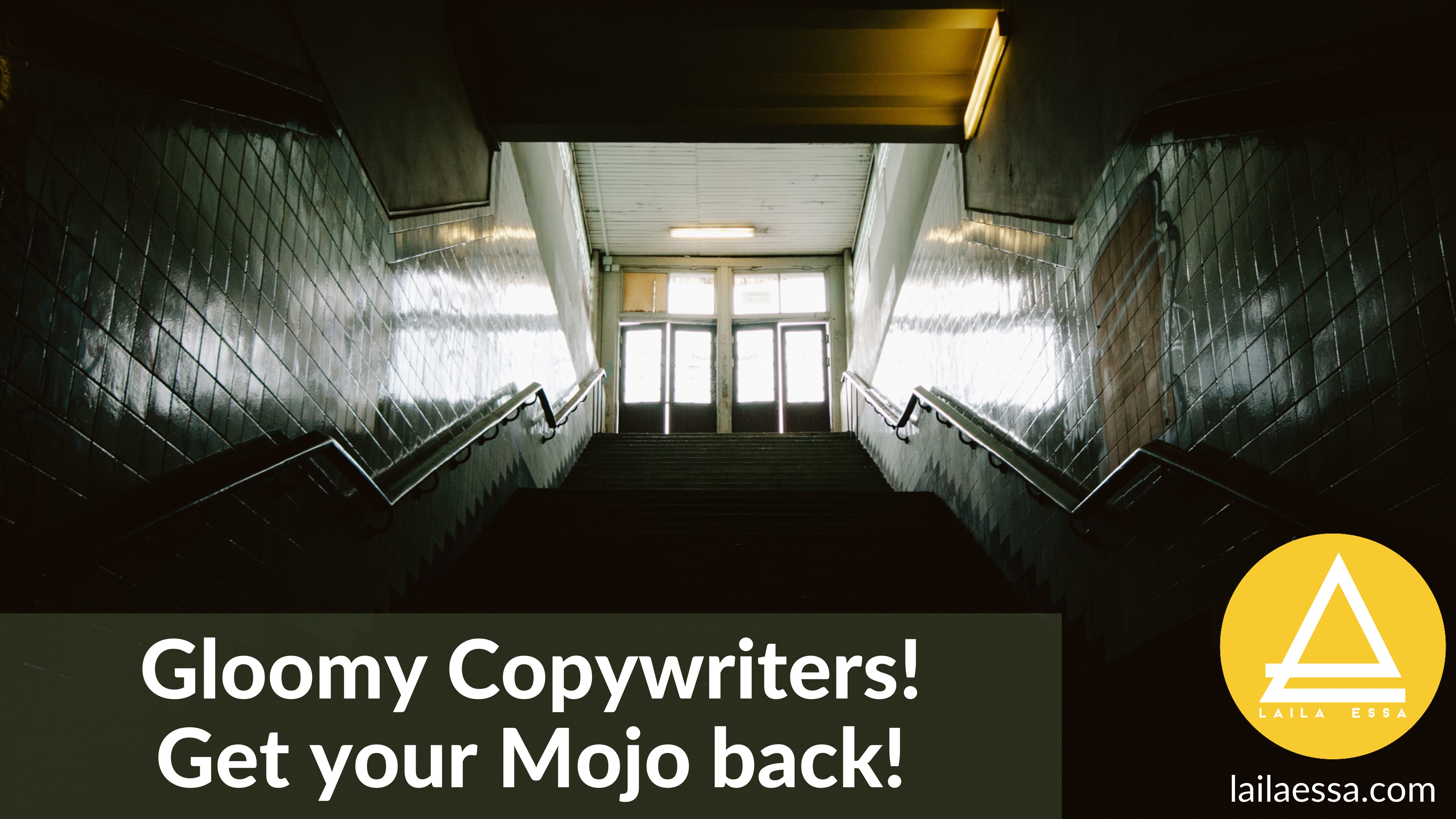 Tips and inspiration for copywriters